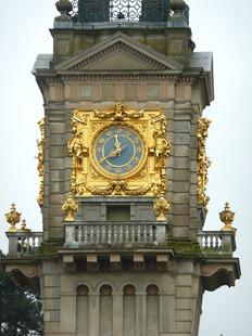 Башня с часами в Клайвдене