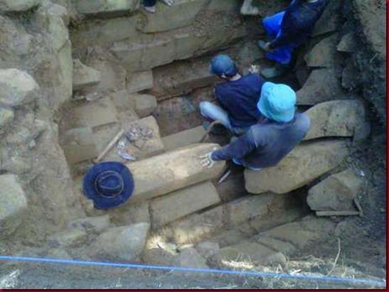 Situs Sejarah Gunung Padang Cianjur menyamai Piramid Mesir