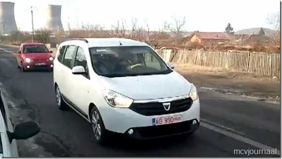Dacia Lodgy gespot 02