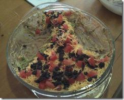 mom's taco dip