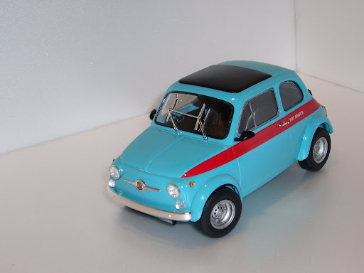 Fiat Abarth 695SS