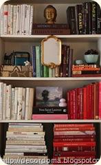 Идеи декора полок для книг своими руками 2