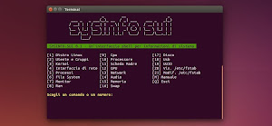 Sysinfo SUI in Ubuntu 14.04 Trusty