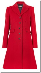 Jigsaw Red Coat