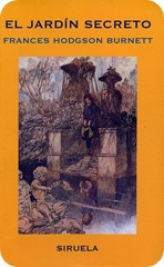 El jardín secreto, de Frances Hodgson Burnett