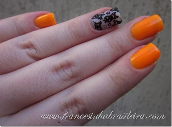 Pumpkin e adesivo