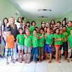 Doação de cestas básicas e frutas (Dia da Responsabilidade Social 2013)
