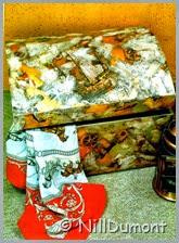 Cadeira reciclada 09 (variação)