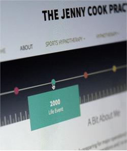 30 capturas de bonitas interfaces de sitios web