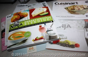 Appliance Booklet Recipes picture