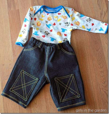 ottobre boy outfit