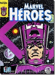 P00024 - Marvel Heroes #35