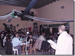 PALABRAS ALUSIVAS AL ANIVERSARIO POR PARTE DEL PRESIDENTE MAYOR ARTAVE