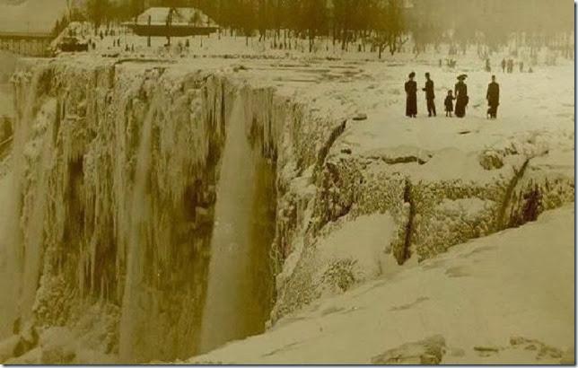 Niagara iced