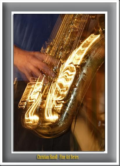 Saxophon gespielt von Peter Natterer in Berndorf Niederösterreich Österreich / saxophone played by Peter Natterer Berndorf Lower Austria Austria
