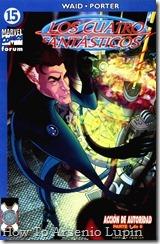 P00015 - Los 4 Fantasticos v5 #15