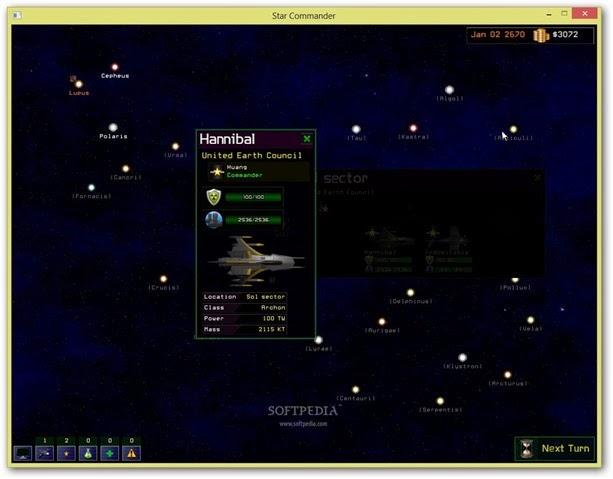 لعبة حرب النجوم الكابتن ستار Star Commander 9