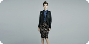 Zara Lookbook Woman November 1