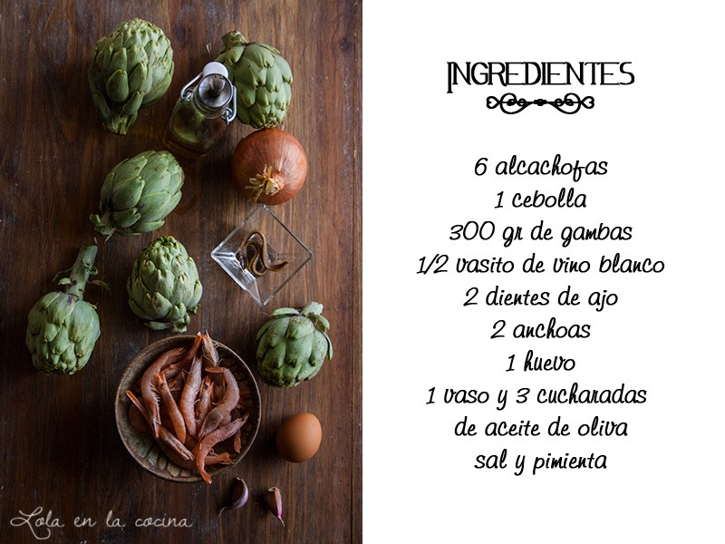 alcachofas-ingredientes