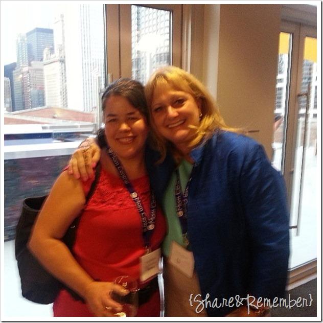 Meeting Stacy DeBroff