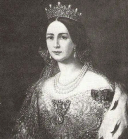 Josefina de Leuchtenberg, Reina de Suecia