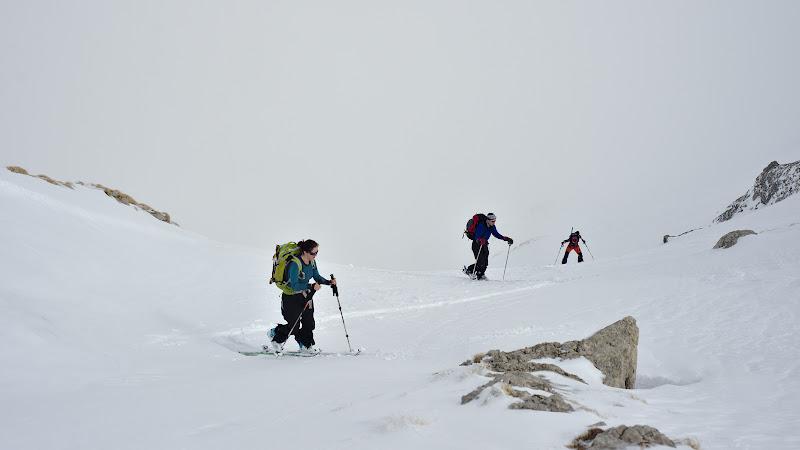 Zapada numai buna de urcat.