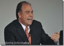 Fernando Bezerra é de Pernambuco, estado que recebeu 90% dos recursos para obras antienchente