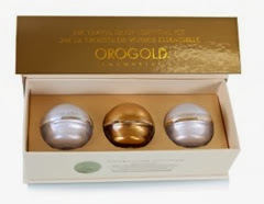 Orogold 24K Travel Daily Essential Kit