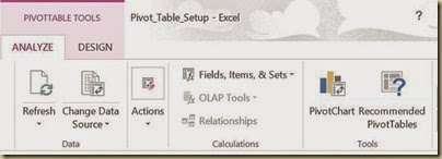 Pivot Charts in Excel - Insert Pivot Chart