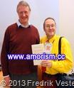 DSC09820 (1) Stefan Borg boken Uppbyggligt tal i skiljaktig anda. Med Fredrik Vesterberg. Beskuren bättrad. Med amorism. Kierkegaard