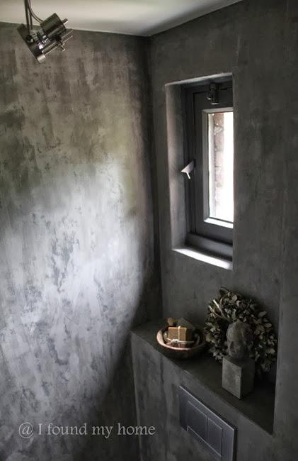 I found my home het kleinste kamertje - Muur wc ...