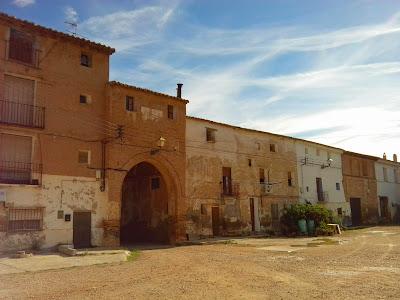 patio Monasterio de Santa Fe Cuarte de Huerva