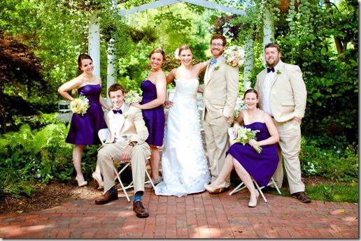 9 - bridal party