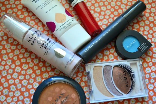 Almay Picnic Makeup and Giveaway