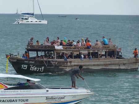 Barracudas Tour Ao Nang