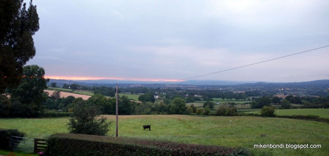view from Drewin Farm