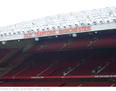 'Old Trafford, Manchester' photo (c) 2006, Sean MacEntee - license: http://creativecommons.org/licenses/by/2.0/