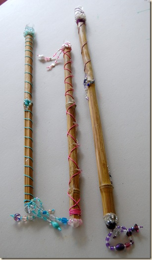 bamboo fairy wand