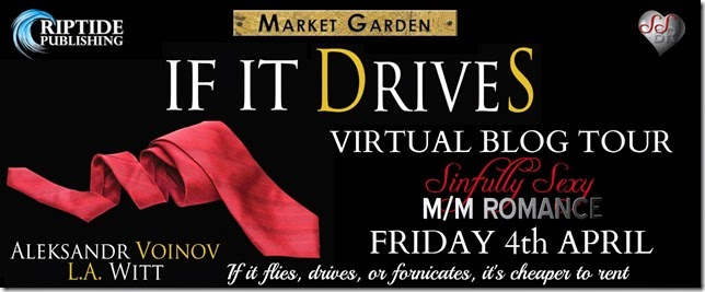 If It Drives Blog Tour