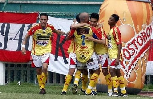 2009 Copa Junior v Pasto, Gol Hidalgo