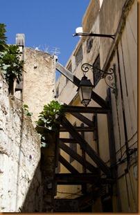 Fes, medina walls