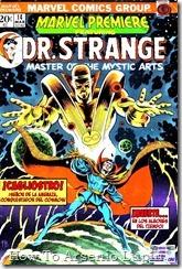 P00014 - Marvel Premiere  - Dr. Extraño - por mastergel #14