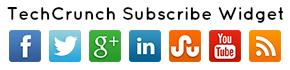 techcrunch subscribe widget