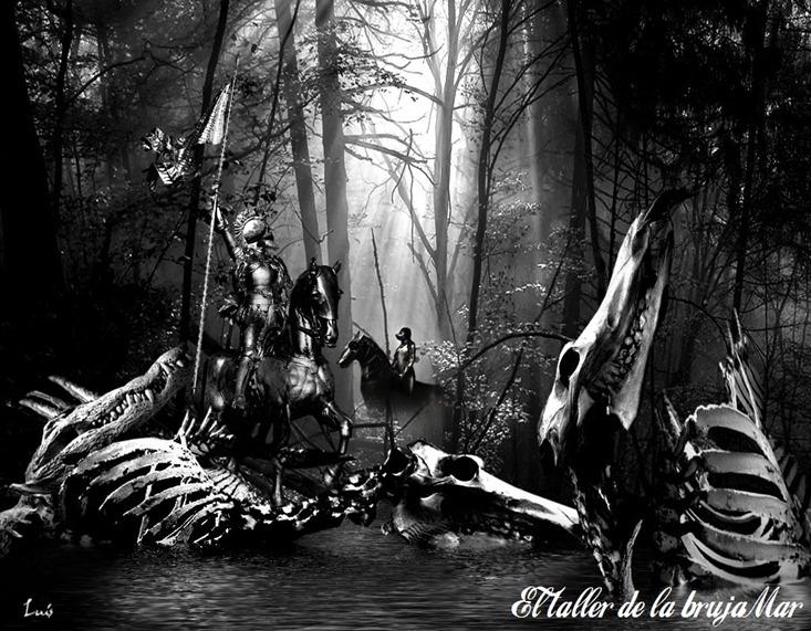 caballeros-y-dragFondoNegro-ETdelabrujaMar-2011-9