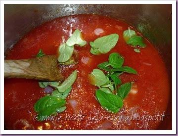 Gnocchi di ricotta in salsa di pomodoro e origano (10)
