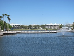 Florida Marriott Cypress Harbour just part of complex