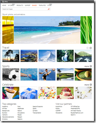 Imagens da Microsoft - 1