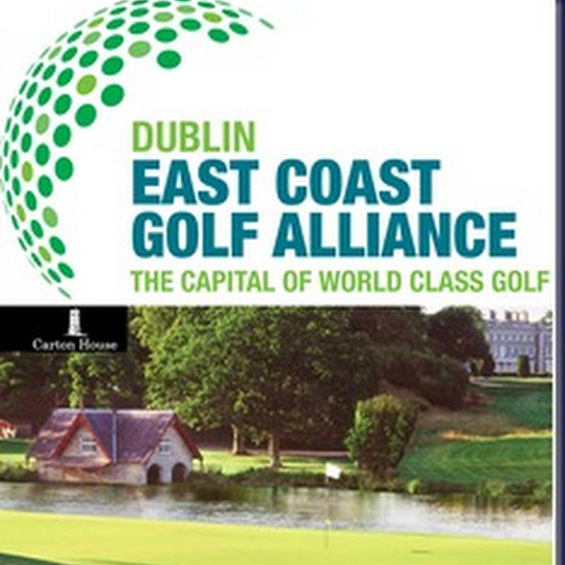 Dublin East Coast Golf Alliance Carton House Readers Prize