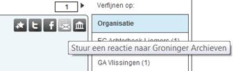Icoontjes op Archieven.nl op laptop