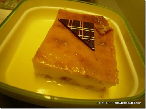 2009泰國曼谷-飛機餐甜點